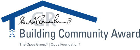 Building Community Award Logo