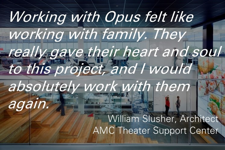 AMC Theater Support Center - Quote