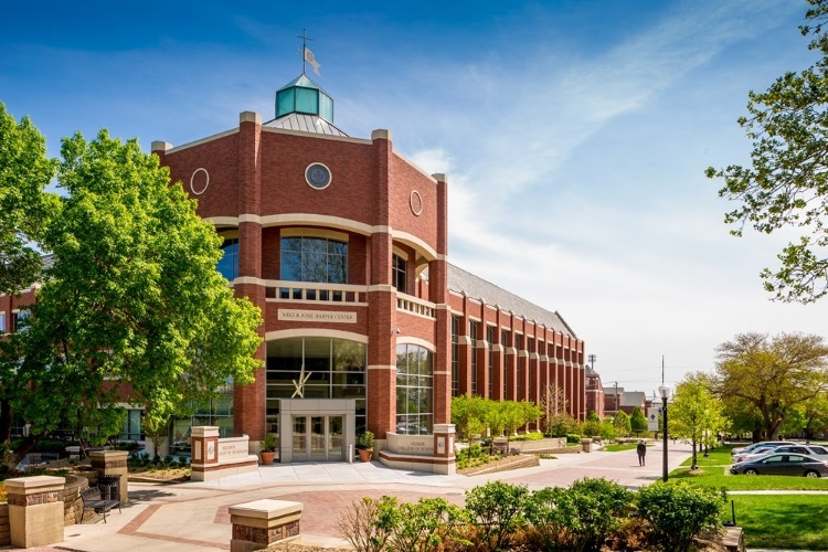 Creighton University Harper Center & College of Business