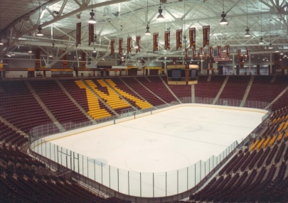 University of Minnesota Mariucci Arena