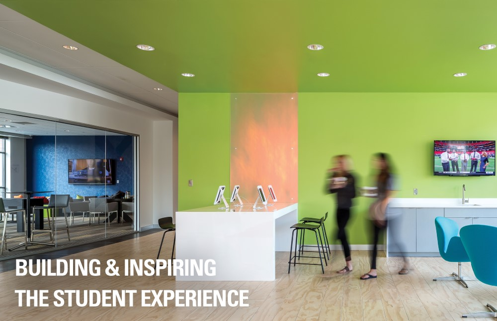 Building and Inspiring the Student Experience