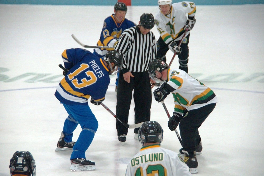 The 15th annual Opus Cup hockey fundraiser will be held May 1st in Edina, Minn.