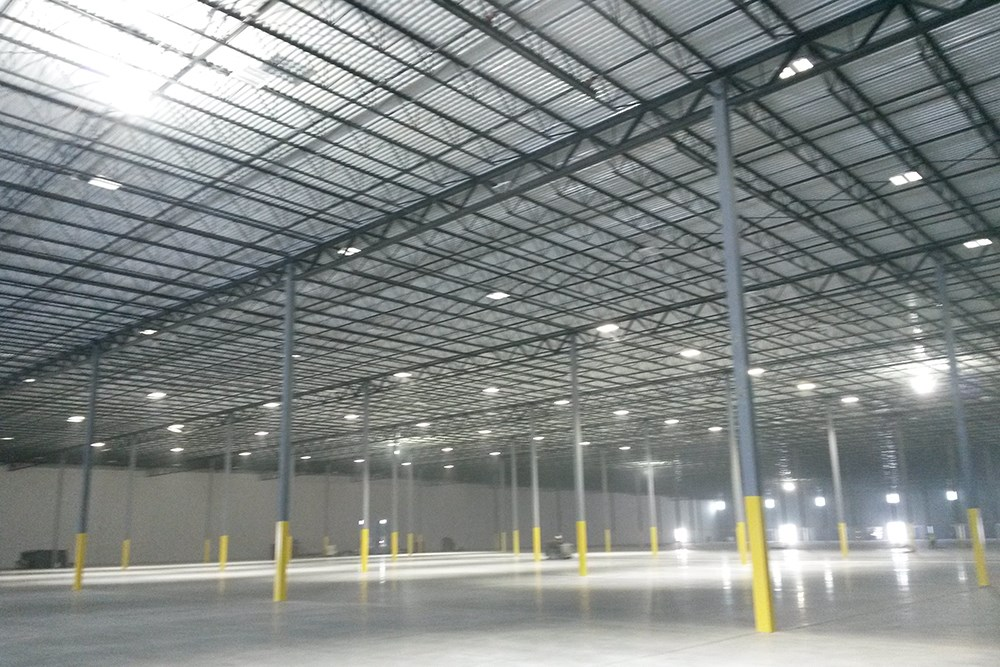 ConAgra Foods, Distribution Center, Warehouse, Industrial Construction
