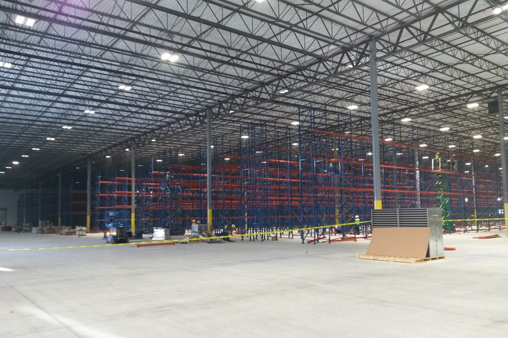 ConAgra Foods, industrial construction, distribution center construction