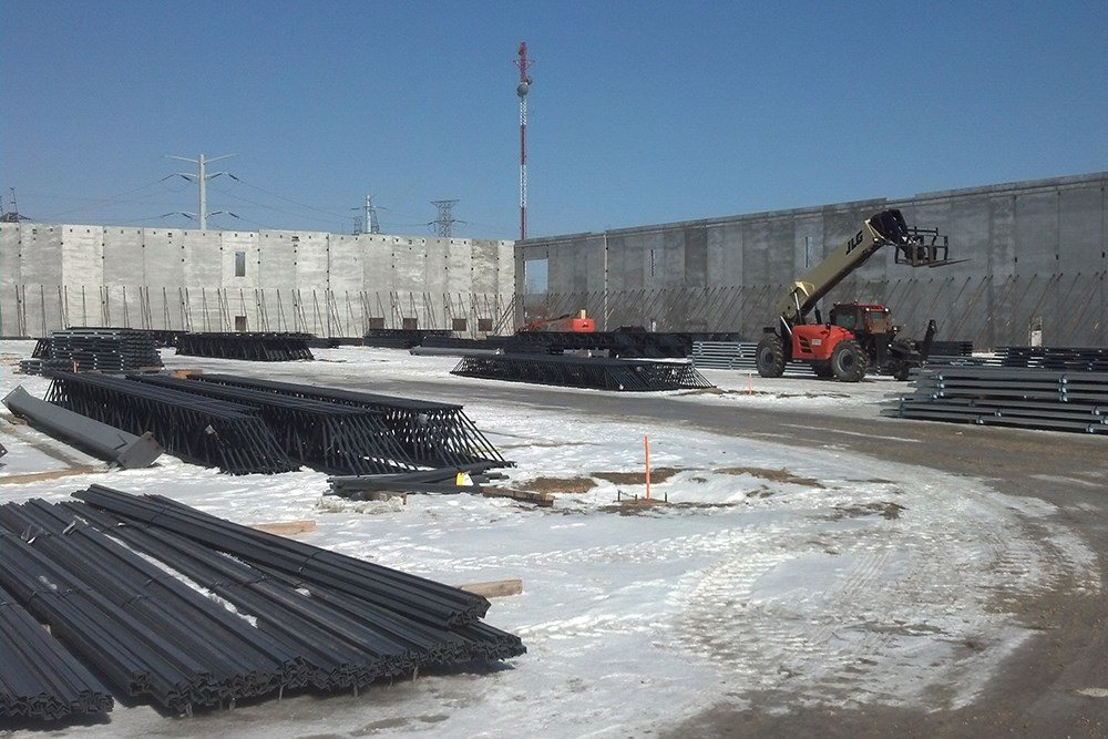 industrial construction, chicago commercial real estate development