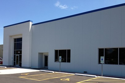 Build by Opus Design Build, Fresh Express' LEED Silver Streamwood Food Processing Plant
