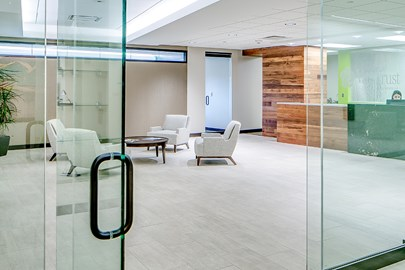 office tenant improvement by Opus Design Build and Opus AE Group