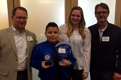 Boys & Girls Club of Greater Kansas City - Olathe Unit Club Champions - The Opus Group