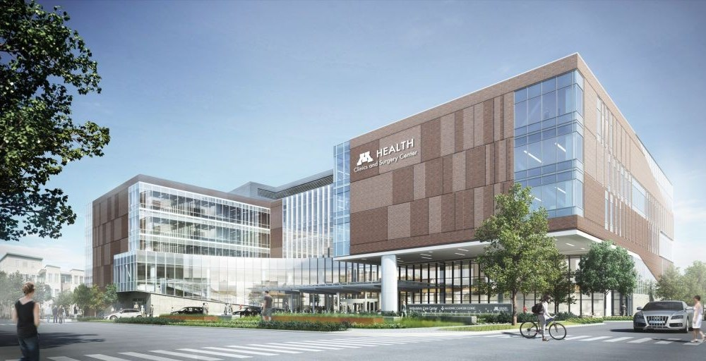 UMN Health designed with efficiency and optimized care by CannonDesign