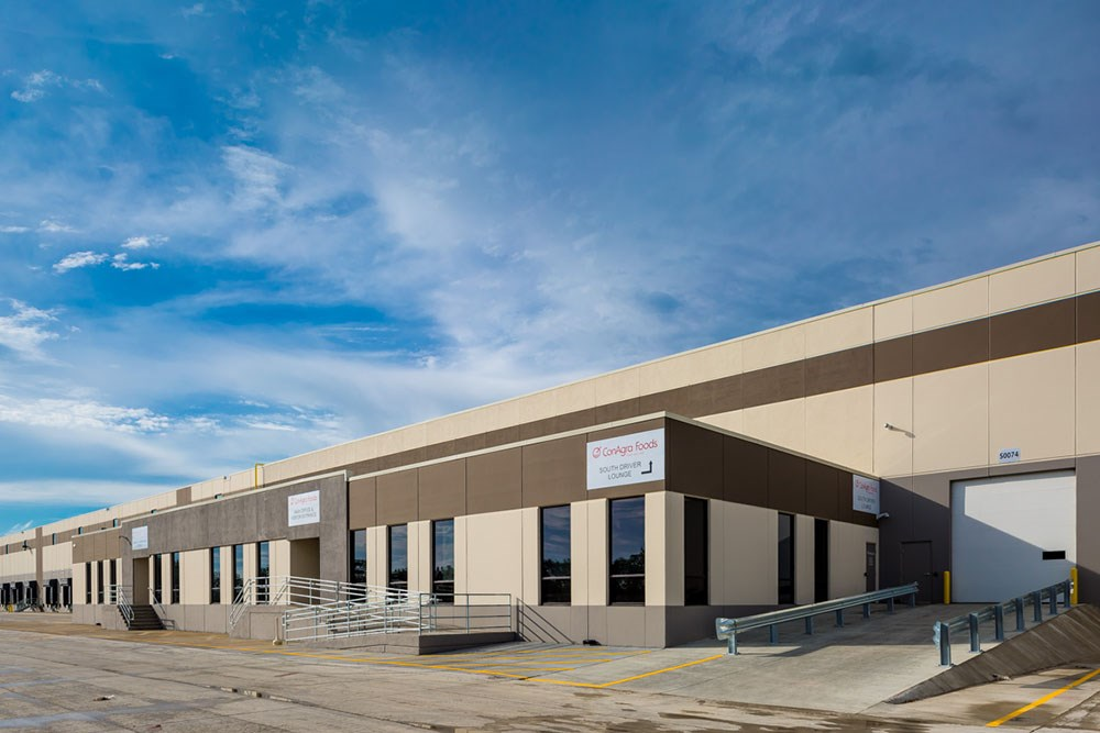 ConAgra Foods Distribution Center - Frankfort, Ind. - Developed, Designed & Built by Opus