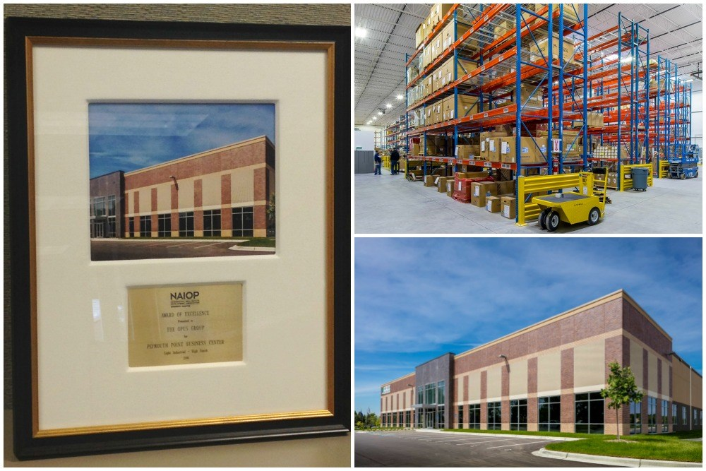 Light Industrial Projects Win NAIOP Minnesota Awards of Excellence