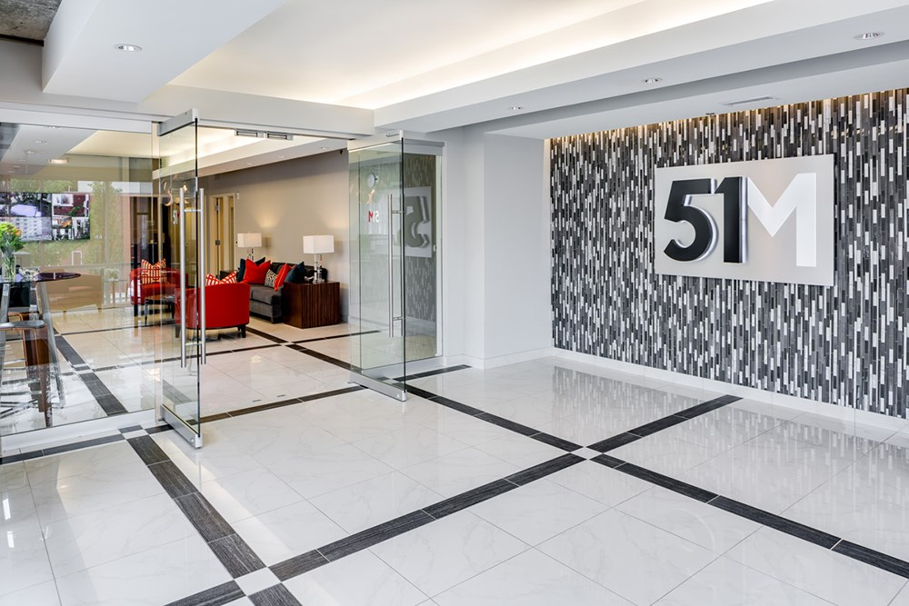 51 Main luxury apartments by Opus Design Build and Opus AE Group
