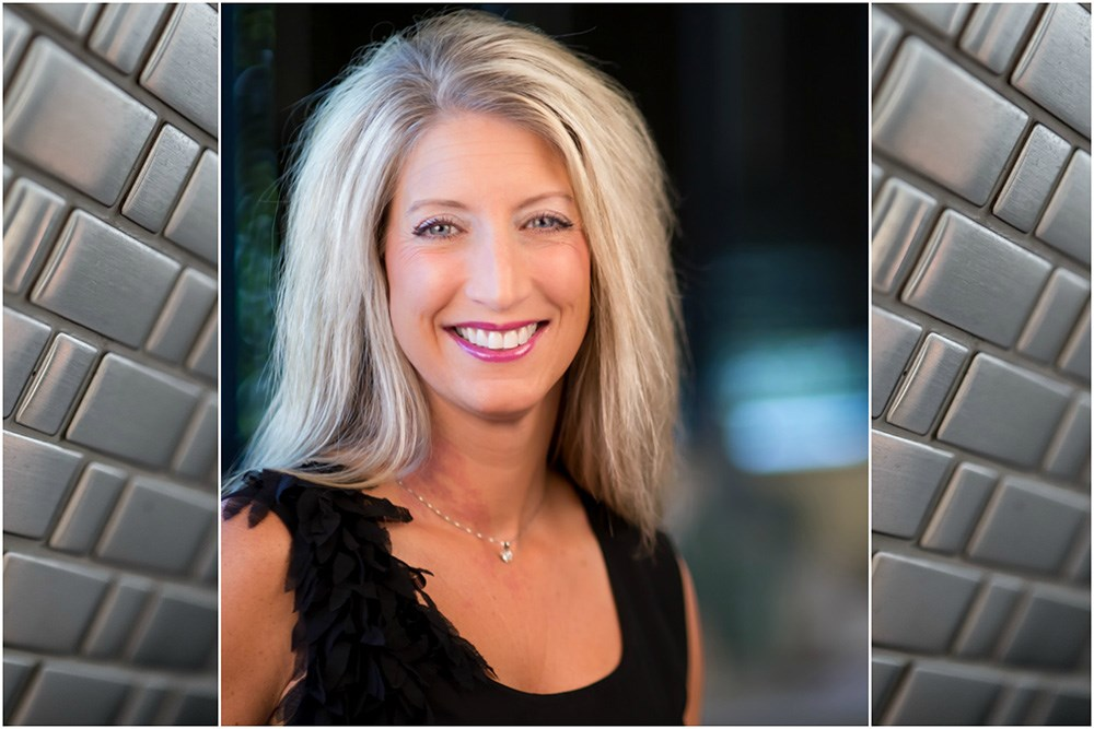 Christy Lewis, director of business development for Opus Design Build, L.L.C.