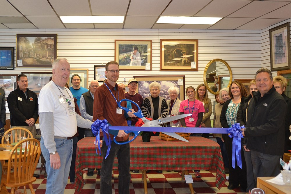 Habitat for Humanity of Central Iowa launched a new retail store with a grant from The Opus Foundation.