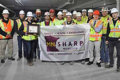 We're excited to announce our fifth MNSHARP Construction Certification for The Loden in Edina, Minn.