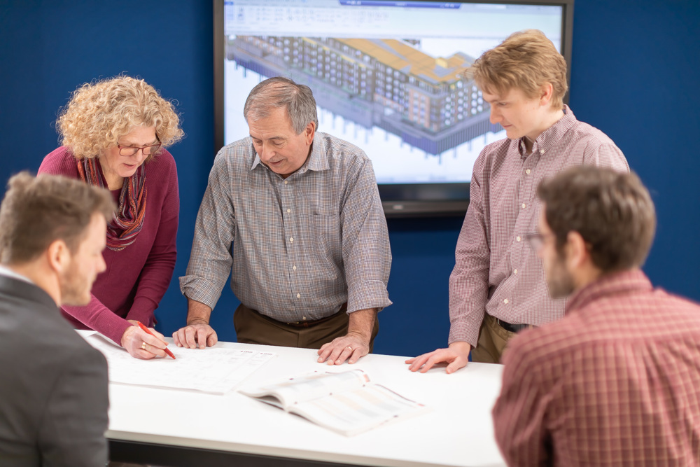 Opus structural engineers ensure Client's projects are safe and sustainable