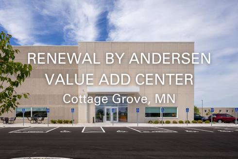 Renewal by Andersen Value Add Center by Opus