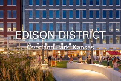 Edison District Completion Time Lapse Video Thumbnail