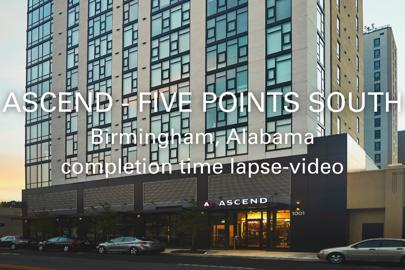 Ascend Five Points South Student Living Video Thumbnail