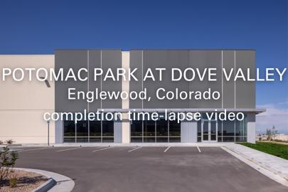 Potomac Park at Dove Valley Completion time lapse video thumbnail