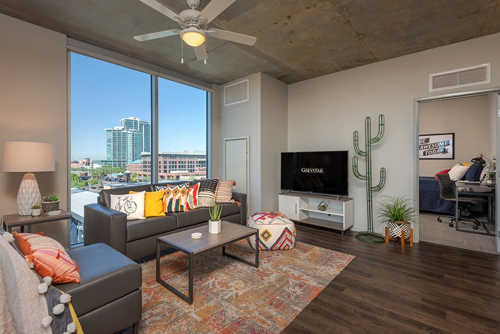 Union Tempe, a mixed-use development, by Opus, Sundt and SmithGroupJJR
