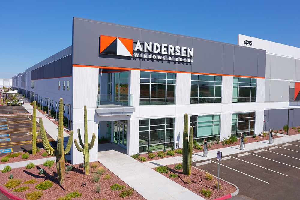 Andersen Windows Manufacturing Goodyear