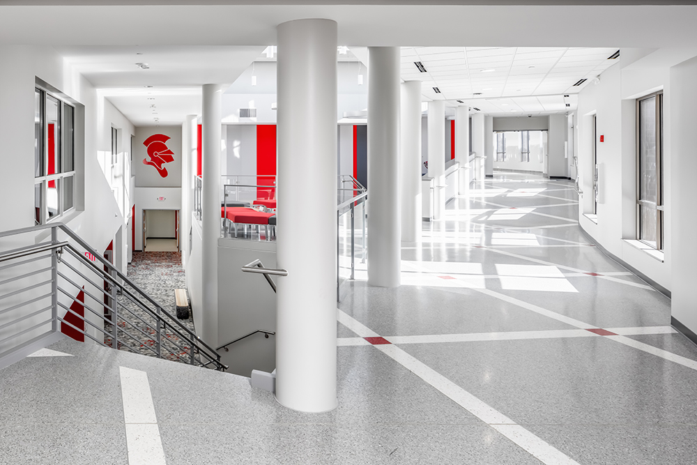 Benilde-St. Margaret's Renovation by Opus Design Build, L.L.C.