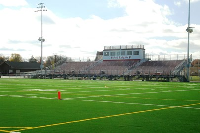 Benilde-St. Margaret's Athletic Fields, institutional development, athletic facility construction