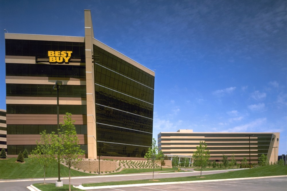 Best Buy Corporate Campus Office Development The Opus Group