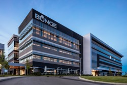 Bunge North America Headquarters office by The Opus Group