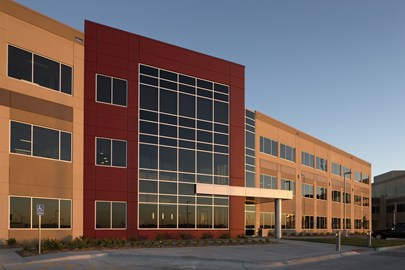 CSG Systems International, urban development, office campus construction
