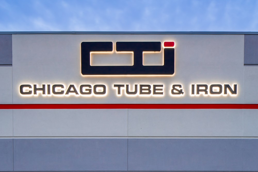 Chicago Tube & Iron, industrial construction