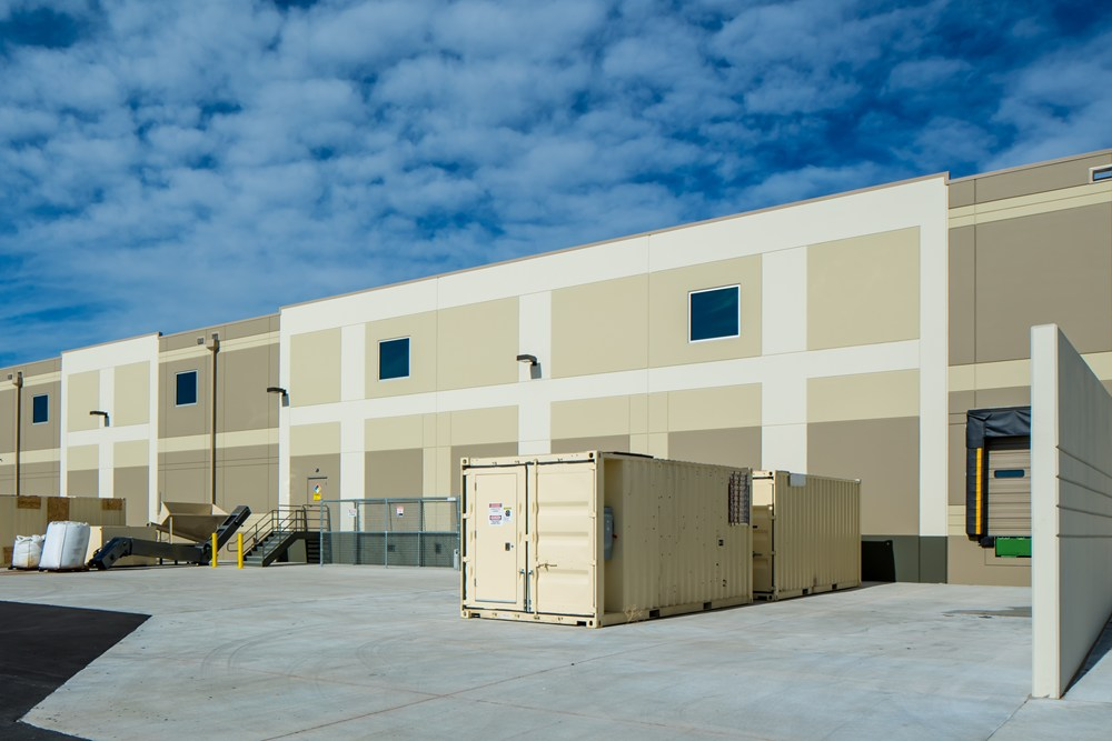 The Opus Group has deep experience in developing and building industrial buildings, including Community Power Corporations' warehouse.