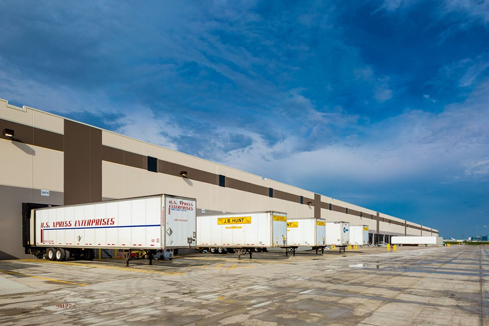 ConAgra Foods' Indiana Distribution Center & Warehouse by The Opus Group