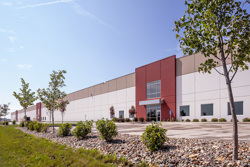 exterior of Corporate Woods Industrial Park Building 2