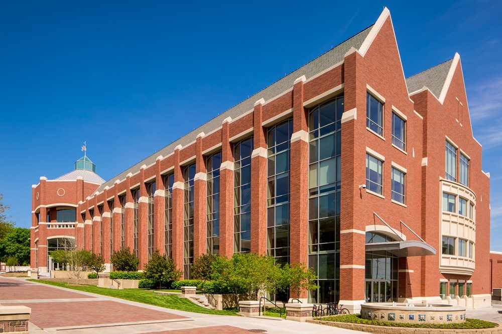 Creighton University enlisted The Opus Group to design and renovate the Harper Center.
