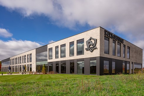 Delta Defense' Headquarters to be constructed by Opus