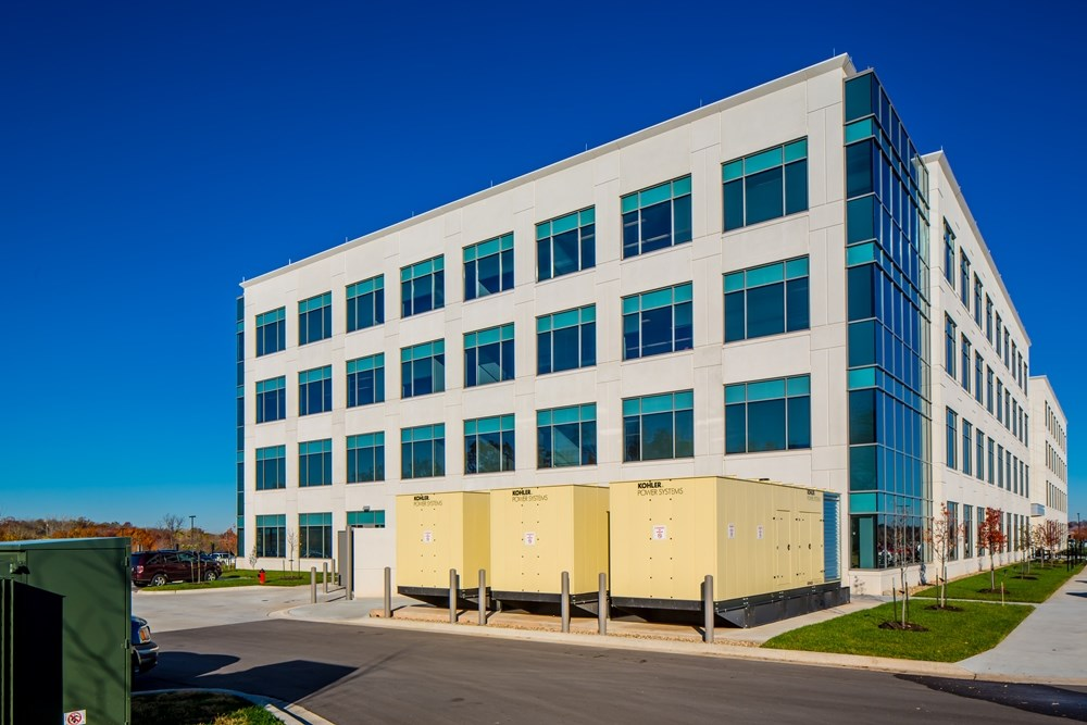 Freightquote headquarters, office campus construction, design build