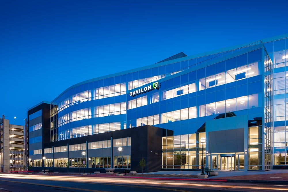 Using its uniquely integrated design-build approach, The Opus Group satisfied Gavilon's needs with their new headquarters.