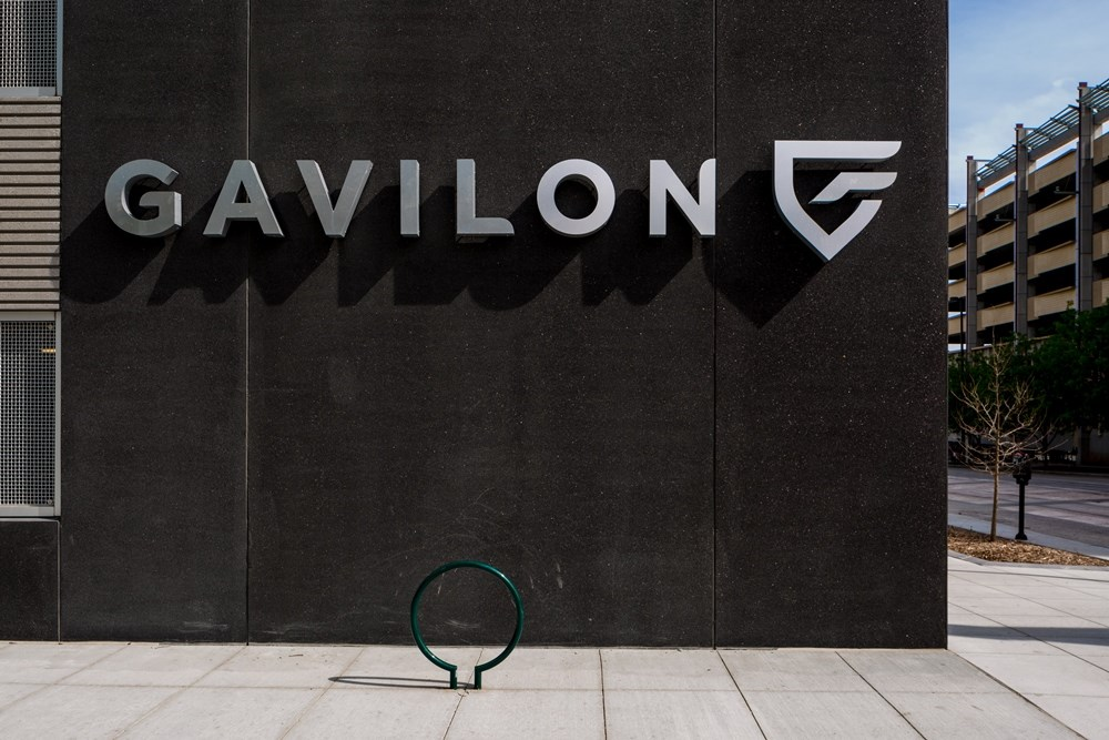 Gavilon's trading floor was designed to maximize flexibility for potential future tenants.