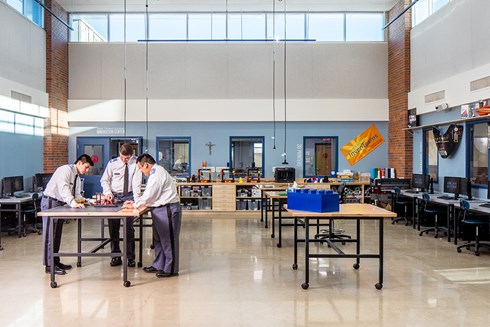 Saint Thomas Academy Innovation Center