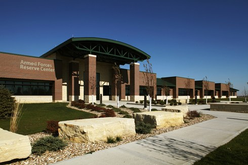 Iowa Army National Guard AFRC Complex