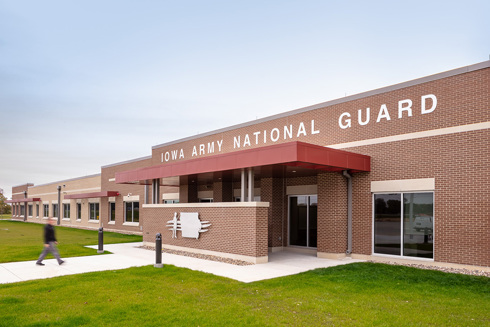 Iowa Army National Guard Readiness Center