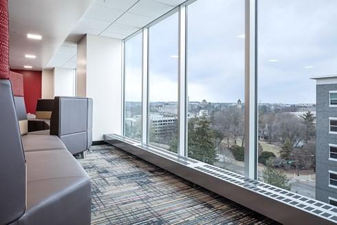 Isu geoffroy residence hall news the opus group - Iowa state university interior design ...