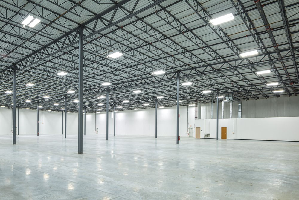King Shan build-to-suit warehouse in Chicago by Opus Design Build