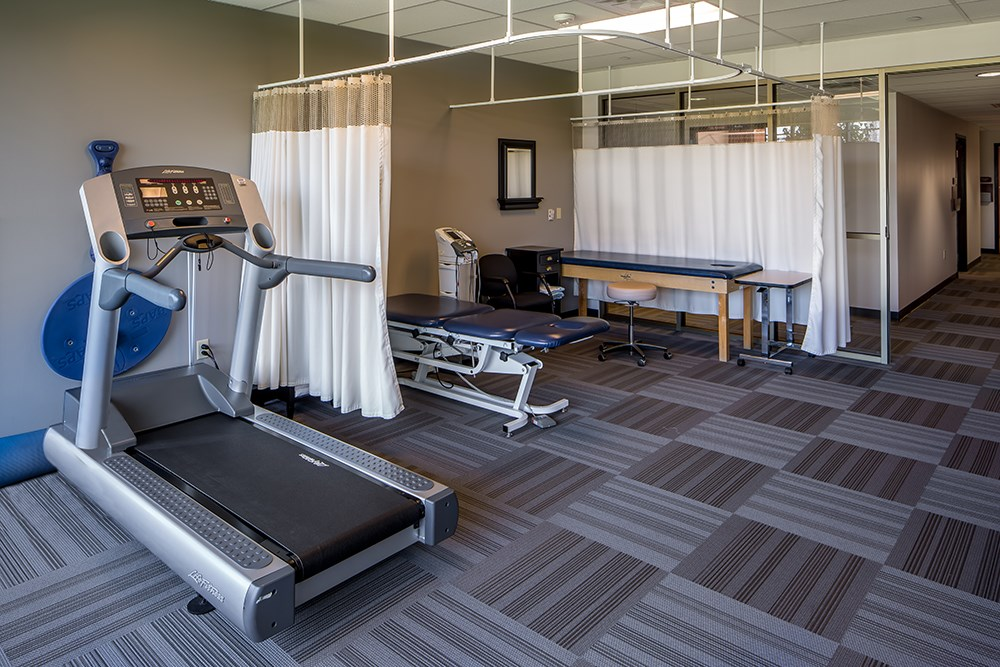 healthcare construction, wellness center