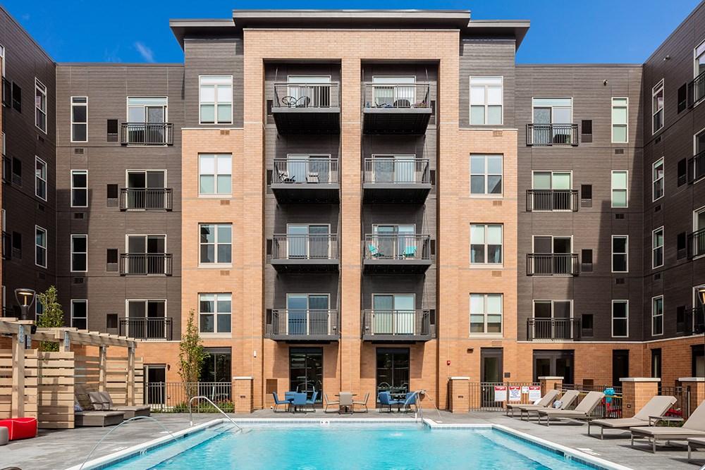 la grange luxury residential development the opus group