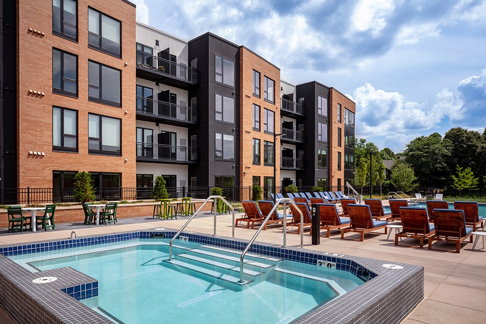 The Loden Apartments In Edina Minn
