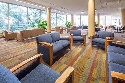 Luther College Miller-Dieseth Dorm Remodel