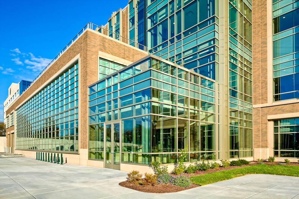 Marquette University College of Engineering, Marquette University buildings, LEED development